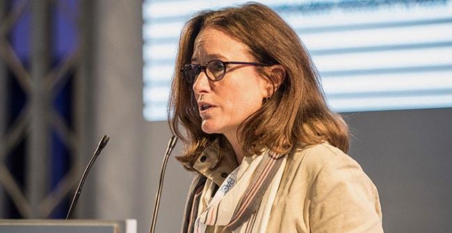 Conference presenter